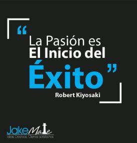 Pasión y éxito